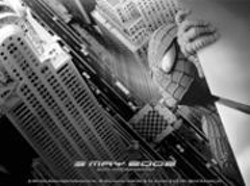Sony has yanked from theaters the - Spider-Man poster in which the World - Trade Center is reflected in the - superhero's eye.