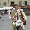 State Ban On Texting While Biking Proposed; Will Fire Juggling Be Next?