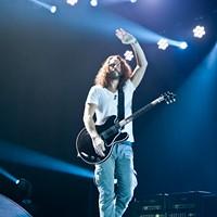Soundgarden at the Bill Graham Civic Auditorium