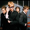 Spoon Books Three Fillmore Shows in Sept.