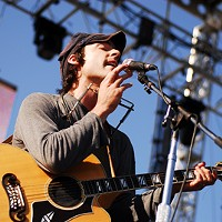 M. Ward and Built To Spill: Treasure Island Music Festival Pics Spoon or Clap Your Hands Say Yeah? The answer is  here. By Paul Quitoriano