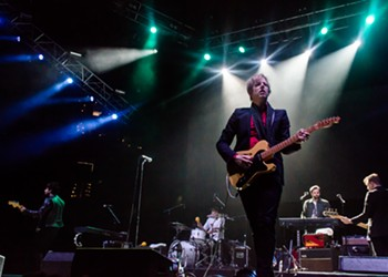 Live Review: Not So Silent Night Leads a Radio Rock Marathon at Oracle Arena