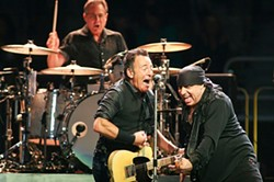 CHRISTOPHER VICTORIO - Springsteen rocked for three hours in S.J.