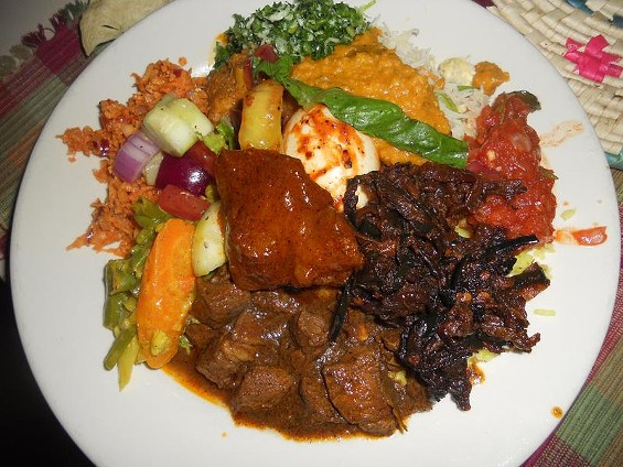 Sri Lankan Supper Club takes over Buyer's Best Friend on November 5. - SKIZ FERNANDO