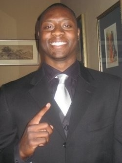 Stafone Jackson, star athlete and student