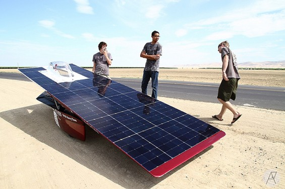SUSOLARCAR /FLICKR