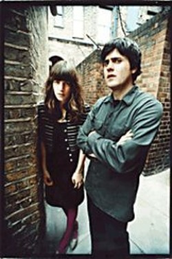 STEVE  GULLICK - Staring at the Sunfish: The Fiery Furnaces - exercise their glower power.
