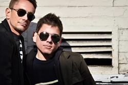 STACYLUCIER - Steve Fabus and Sergio Fedasz