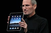 Steve Jobs -- and vampires -- need not worry about taking the iPad out in the sun...