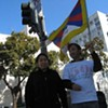 Bay Area Tibetans Protest Chinese Rule on 50th Anniversary of Failed Uprising