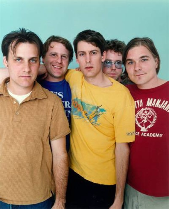 Stockton boys Pavement in 1999 - MARCUS ROTH