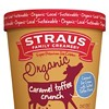Straus Delivers Two New Organic Ice Creams