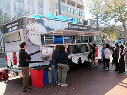 Street food is healthier than cafeteria food