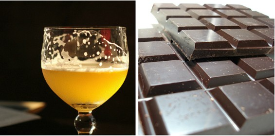 JENNY DOWNING (BEER) / JOHN LOO (CHOCOLATE)