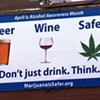 "Study: Marijuana Is ""114 Times"" Safer Than Alcohol"