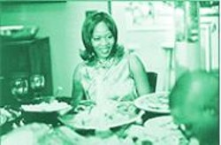 """Stuffed Again: Alfre Woodard heads up one of four families sorting out """"issues"""" over Thanksgiving dinner."""