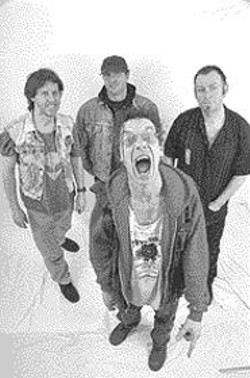 Subhumans: The band that would not die.