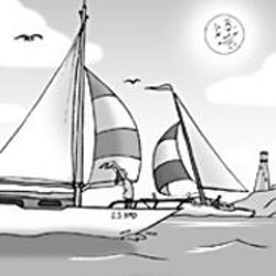 AARON  FARMER - Summer Sailstice.