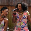 Les Nubians Chill Out in Stern Grove