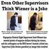 Supervisor Candidate Michael Petrelis Makes Parody Poster of Supervisor Wiener in the Bathroom