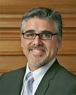 Supervisor John Avalos proposed earmarking city ad dollars for progressive online publications.