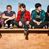 Surfer Blood quits school, gets educated in hype
