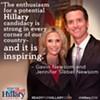 Gavin Newsom Endorses Hillary Clinton -- Yes, Again