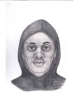 Suspect #1 - COURTESY OF SFPD
