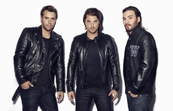 Swedish House Mafia - FREDRIK SKOGKVIST