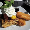 Get Up Early For Pulled Pork Benedict, 'Tenderloin Elvis' French Toast at Fused