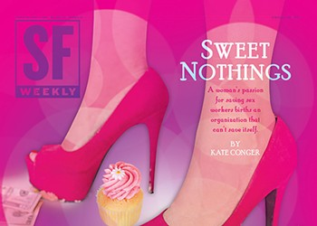 Sweet Nothings: A Crusade to Help Sex Workers Crumbles