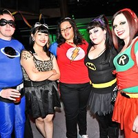 Swing Goth's Ball of Justice @ DNA