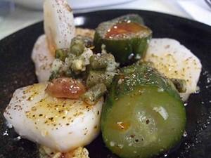Szechuan pickles. - TAMARA PALMER