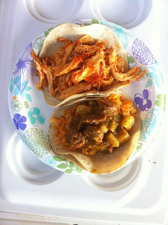 Tacos Al Fonso. - OMAR MAMOON