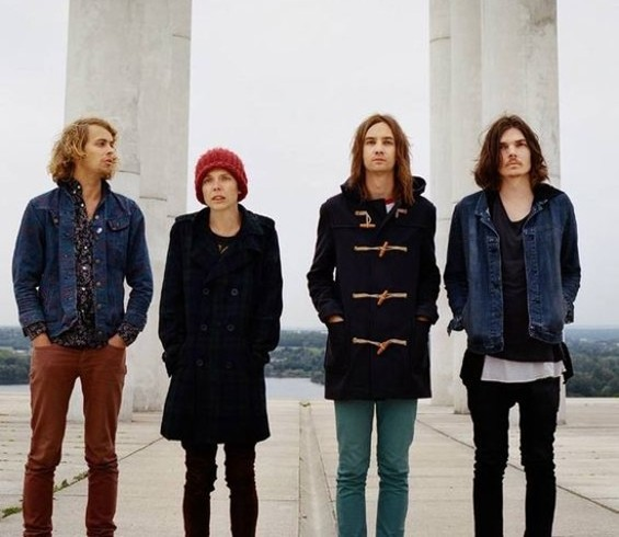 Tame Impala performs at Outside Lands this weekend.