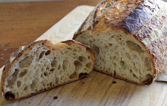 Tartine's country loaf - KATE WILLIAMS