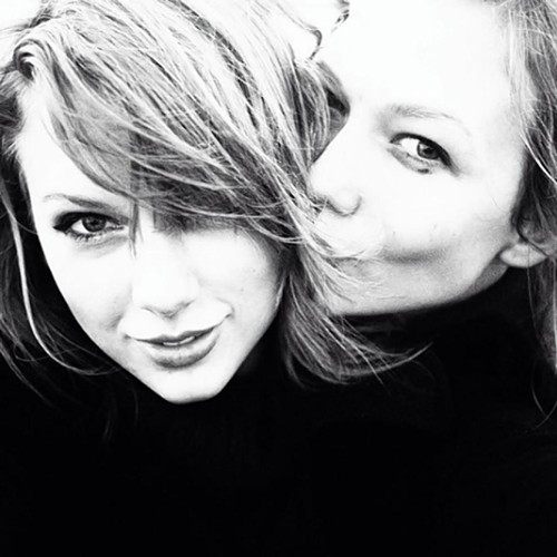 Taylor Swift and Karlie Koss: not actually lovers - N