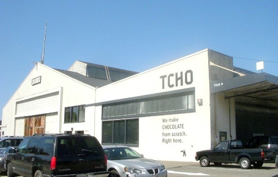 TCHO's 29,000-square-foot space on the waterfront is soon to be shuttered. - FLICKR/RICK BRADLEY