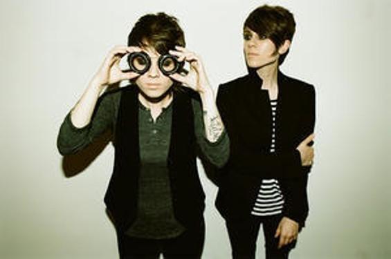 Tegan and Sara - PAMELA LITTKY