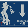 Tenderloin Sign Featuring Hooker in High Heels Is Now Public Domain