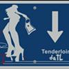 Tenderloin Sign Featuring Hooker in High Heels Is Now Public Domain