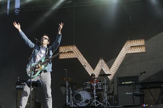 Thank God for Weezer - CHRISTOPHER VICTORIO