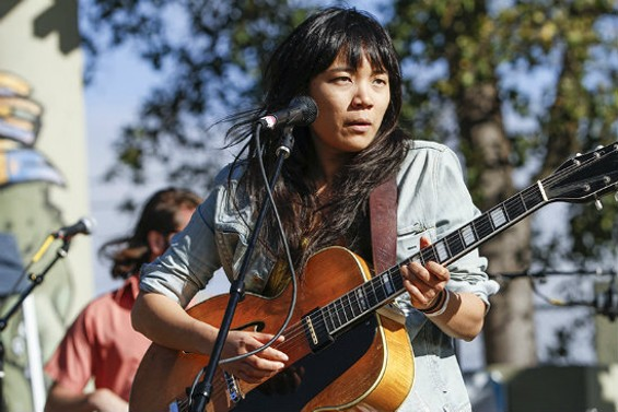 Thao and the Get Down Stay Down at Phono Del Sol - CHRISTOPHER VICTORIO