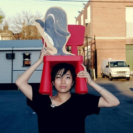 Thao Nguyen performs at Regional Bias this Friday - SHERVIN LAINEZ