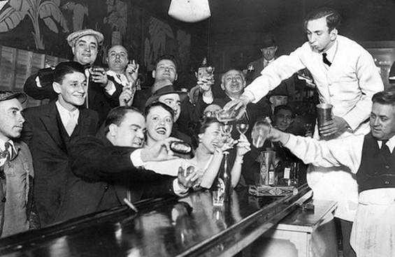 The 21st Amendment was ratified on dec. 5, 1933, driving a stake through Prohibition's heart.