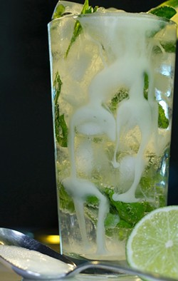 "PAUL ""FOTIE"" PHOTENHAUER - The ""Macho Mojito"" has an extra special ingredient."