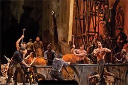 KEN HOWARD - The Anvil Chorus from Il Trovatore