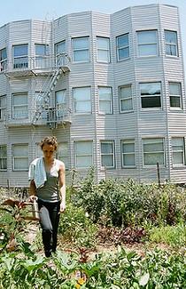 The backyard farm near Dolores wants to expand to a quarter-acre plot. - LITTLE CITY GARDENS