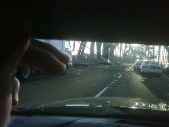 The Bay Area Toll Authority is willing to pay $1 million to ensure this never happens again - LARFO