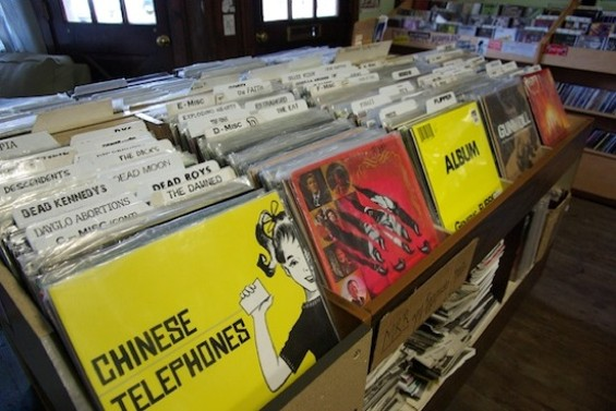 The Bay Bridged asks if vinyl is getting too expensive.
